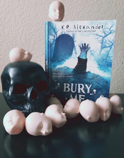"""""""Bury Me"""" by K.R. Alexander"""