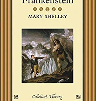 Frankenstein by Mary Shelley & GIVEAWAY