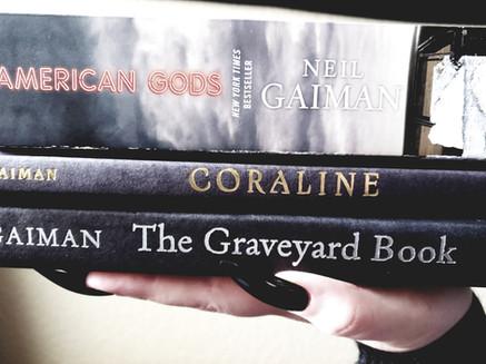 """The Graveyard Book"" by Neil Gaiman"