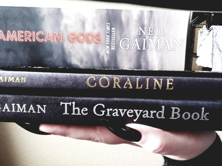 """The Graveyard Book"" by Neil Gaiman"