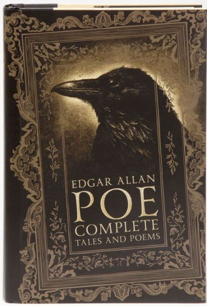 """Short Story Reviews: """"The Complete Tales and Poems of Edgar Allan Poe"""""""