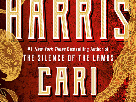 """Cari Mora"" by Thomas Harris & GIVEAWAY"