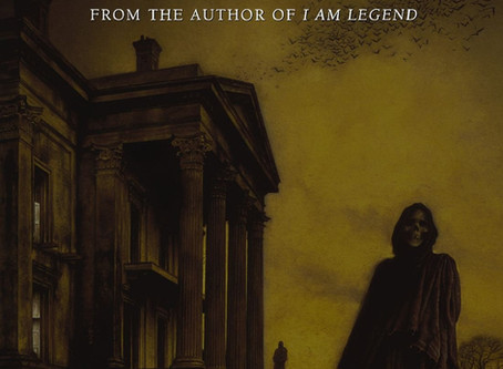 """Hell House"" by Richard Matheson"