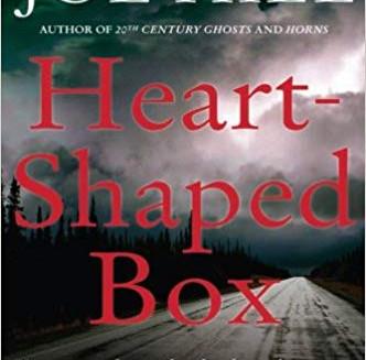 """""""Heart-Shaped Box"""" by Joe Hill"""