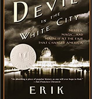 """The Devil in the White City"" by Erik Larson & GIVEAWAY WINNER"