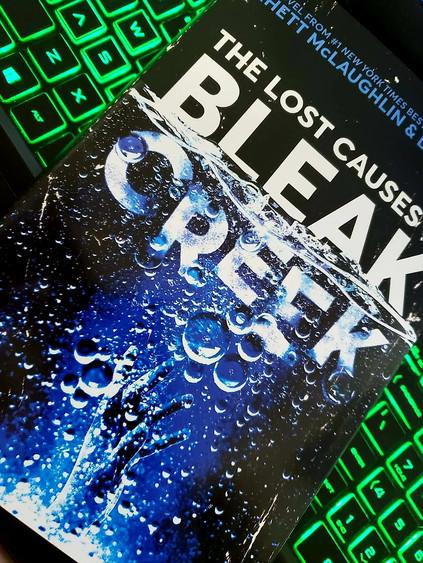 """The Lost Causes of Bleak Creek"" by Rhett McLaughlin & Link Neal"