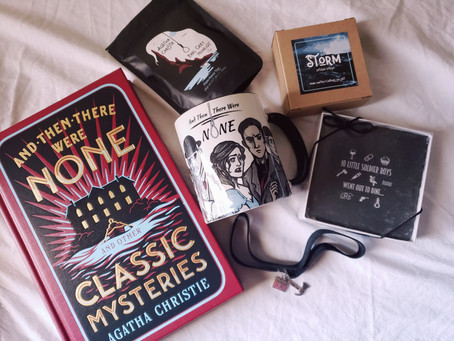 Coffee and a Classic Book Subscription Box Review - December 2019