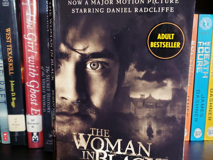 """""""The Woman in Black"""" by Susan Hill & GIVEAWAY WINNER"""