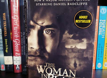 """The Woman in Black"" by Susan Hill & GIVEAWAY WINNER"