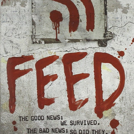"""""""Feed"""" by Mira Grant"""