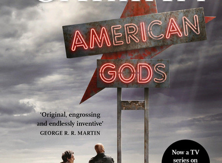 """American Gods [extended edition]"" by Neil Gaiman"