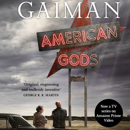 """""""American Gods [extended edition]"""" by Neil Gaiman"""