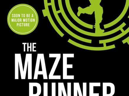 """""""The Maze Runner"""" by James Dashner"""