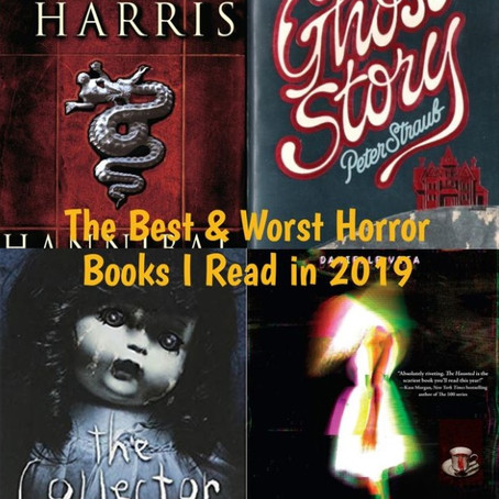 Best & Worst Books I Read (2019 Edition)