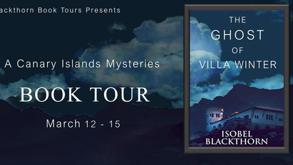 "Book Tour: ""The Ghost of Villa Winter"" by Isobel Blackthorn"