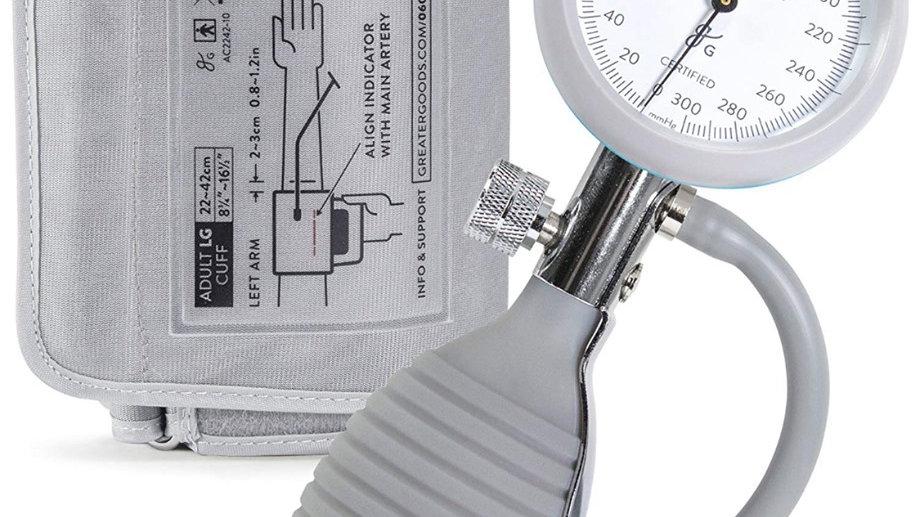 Tensiómetro Aneroide Anti-golpes