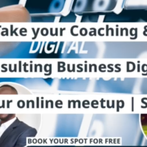 Taking your coaching & consultation online