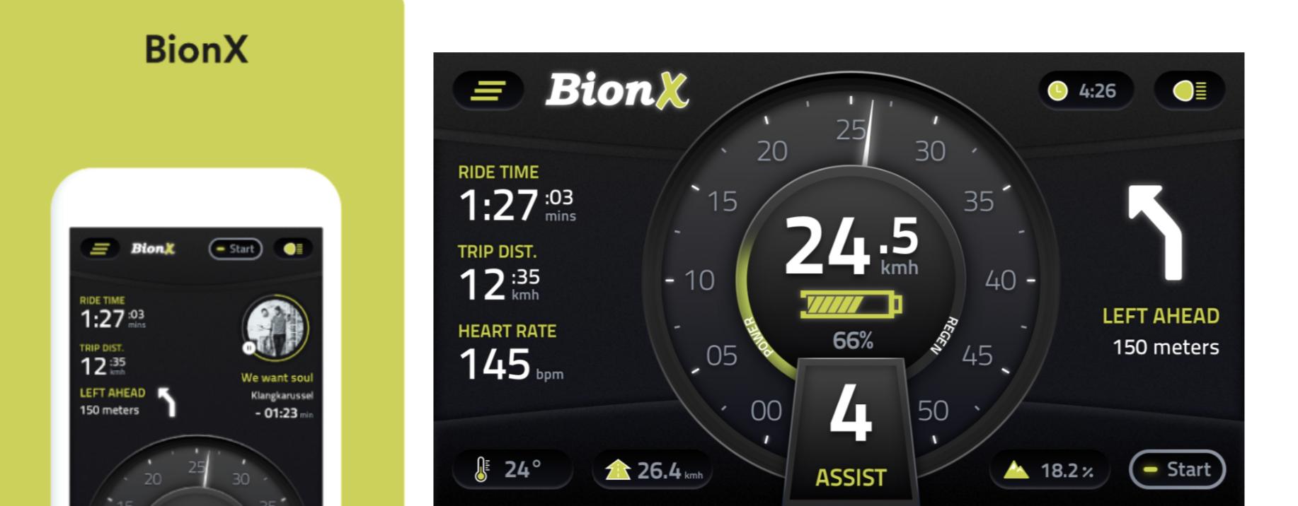 Bionx APP