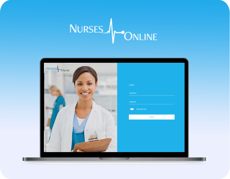 Nurses online Website
