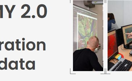 Priložnost za sodelovanje v mednarodnem projektu Spationomy 2.0