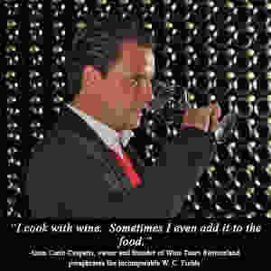 Gian Carlo Casparis Wine