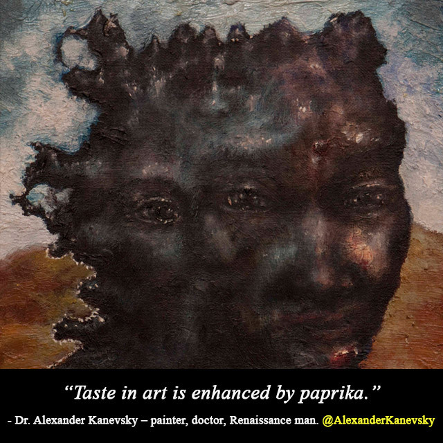 Alexander Kanevsky - Art Taste