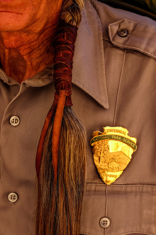National Park Service Rangers at Mesa Verde are some of the most impassioned and committed in the Park Service, opening up a world of wonder to every visitor who enters the dwellings.