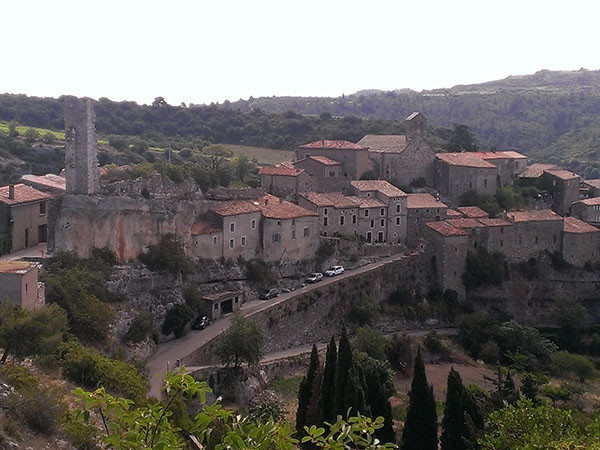 Minerve, a Cathar refuge