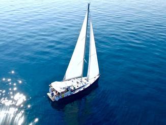 Discovery Gateway On Luxury Sailing Yacht
