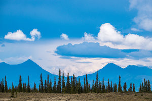 Dunes, forest, mountains, and big sky -- the wonderful wilderness of Kobuk is incredibly diverse.