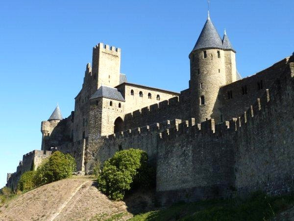 Medieval Carcassonne