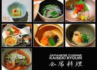 """Japanese Kaiseki """"A Traditional 11-Course Feast for All Senses"""""""