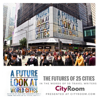 "Sign up for ""A Future Look at World Cities"""