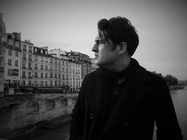 Roman Payne in Paris