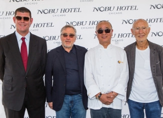 Nobu Hospitality Breaks Ground on Newest Hotel and Restaurant in Chicago's West Loop