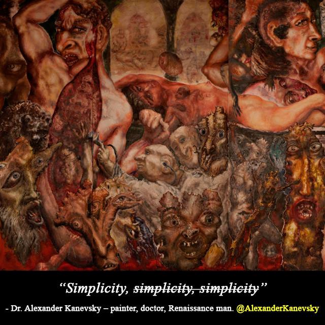 Alexander Kanevsky - Simplicity