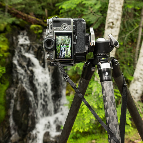 Getting the shot with the Fujifilm XT-1.