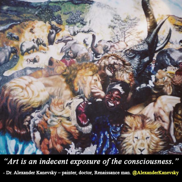 Alexander Kanevsky - Consciousness
