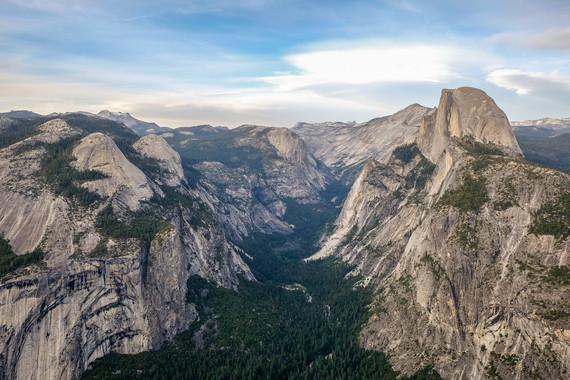 Yosemite National Park in California. Credit: Jonathan Irish