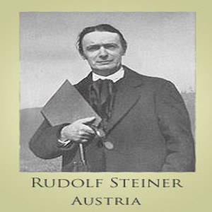 Profiled Person of Wine – Rudolf Steiner