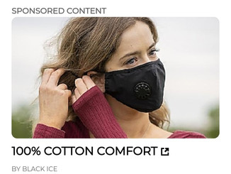 Breathing Masks, C'est Chic.