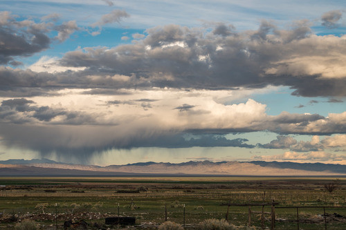 Great Basin National Park is known for its dramatically changing, wild sky.