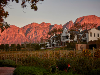 Leeu Estates has been named South Africa's Leading Wine Country Hotel 2017 by World Travel Awards