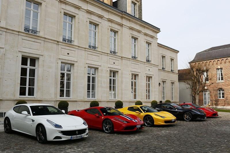 Hôtel du Marc - Veuve Clicquot private mansion in Reims, France. (PRNewsFoto/Veuve Clicquot)