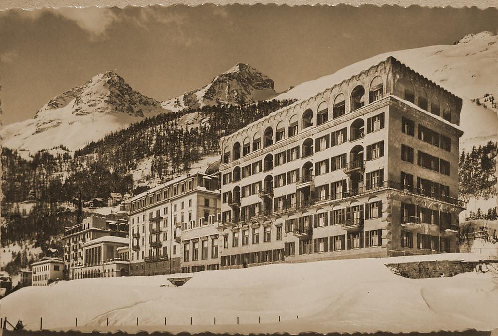 Kulm Hotel - Historicc