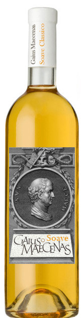 Wine Label by Roman Payne