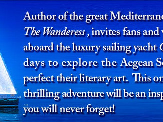 This Summer: For Those who Love to Wander and to Write