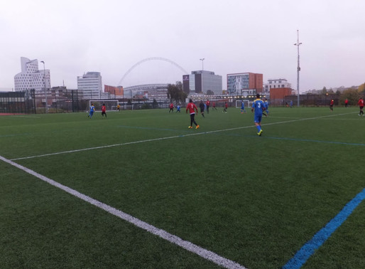 A groundhopper view