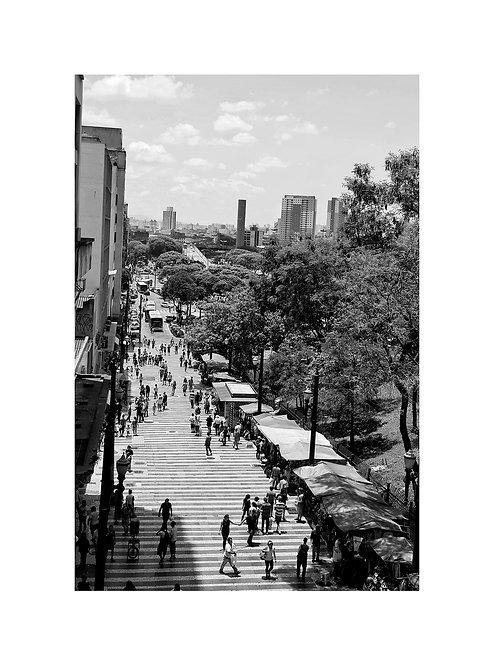 Fotografia Ladeira Centro - SP