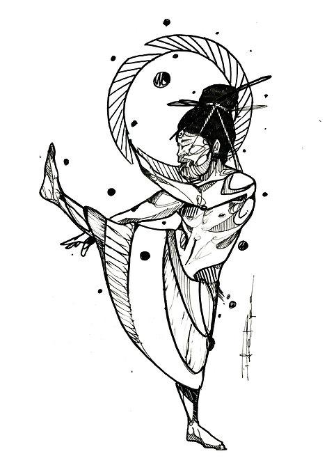 Ilustração Libertação 10